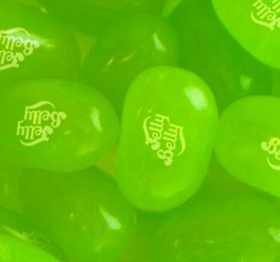 Jelly Belly Beans -- Lemon Lime