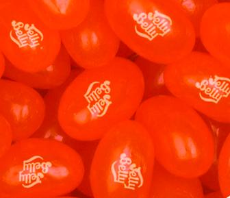 Jelly Belly Beans -- Orange Crush