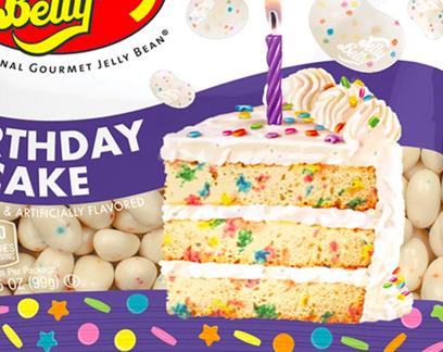 Jelly Belly - Birthday Cake
