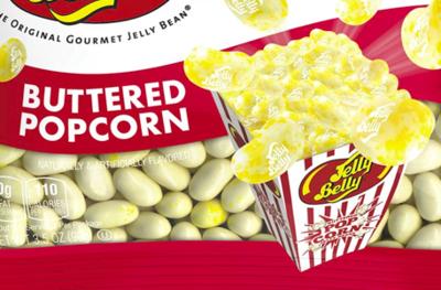 Jelly Belly - Buttered Popcorn 3.5oz