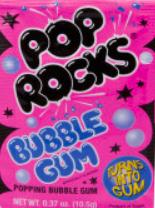 Pop Rocks - Bubble Gum