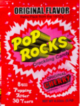 Pop Rocks - Cherry