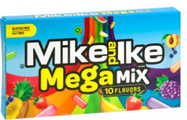 Mike & Ike - Mega Mix Theater