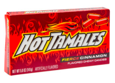 Hot Tamales - Fierce Cinnamon Theater