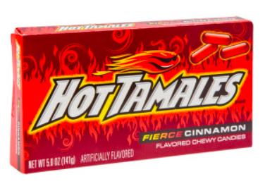 Hot Tamales - Fierce Cinnamon Theater