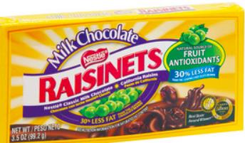 Raisinets - Milk Chocolate Theater