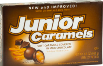 Junior Caramels Theater