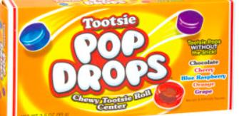 Tootsie Pop Drops Theater
