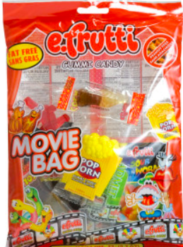 efrutti - Movie Bag