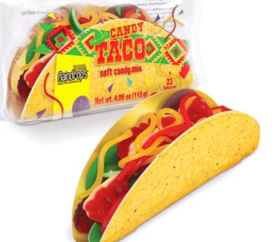 Raindrops - Candy Taco