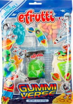 efrutti - Gummiverse Bag