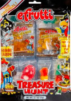 efrutti - Treasure Hunt Bag