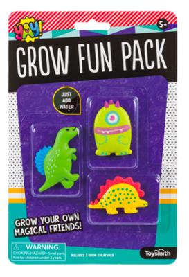 Yay! Grow Fun Pack