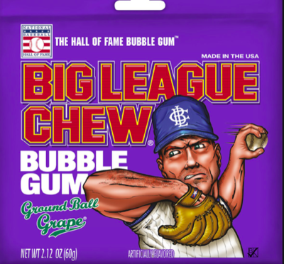 Big League Chew - Grape