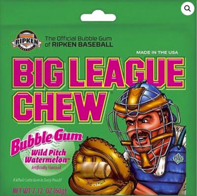 Big League Chew - Watermelon