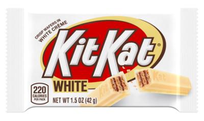 Kit Kat - White