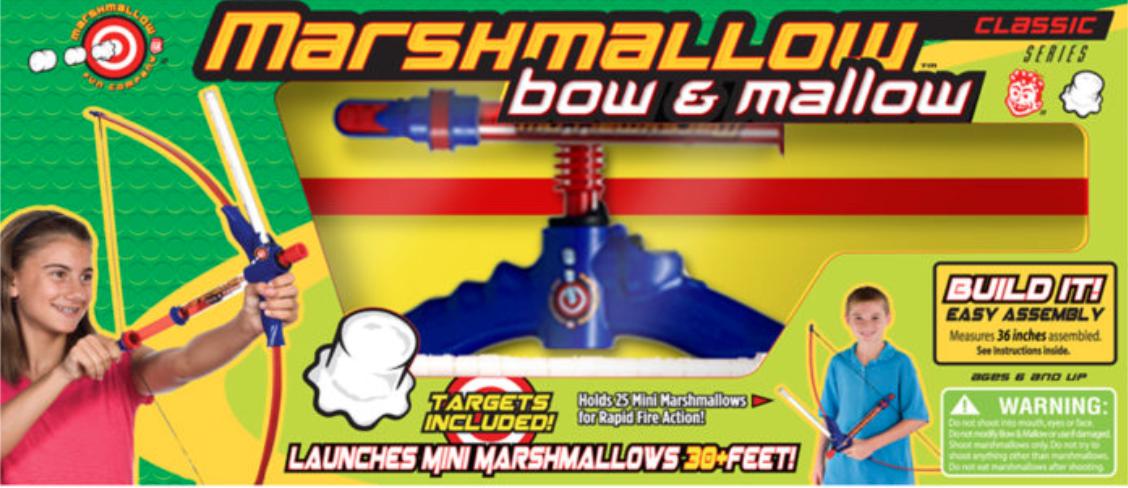 Marshmallow Bow & Mallow