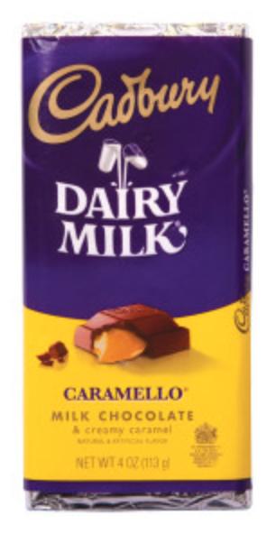 Cadbury - Milk Caramello