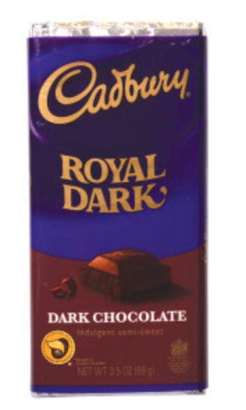 Cadbury - Royal Dark Chocolate
