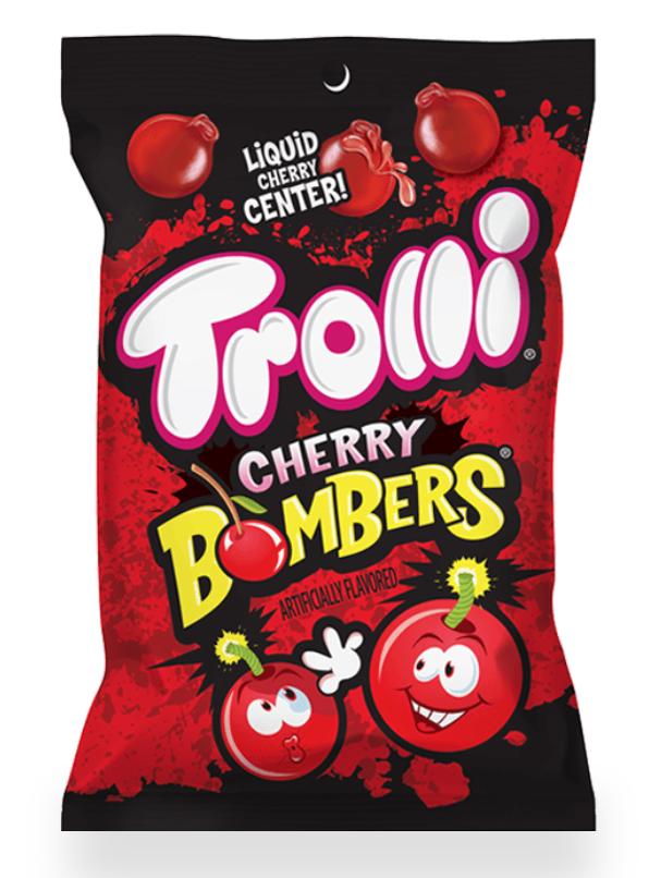 Trolli - Cherry Bombers Peg Bag