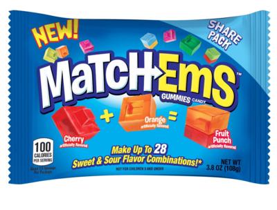 Matchems Gummies