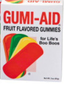 Gumi Band Aid