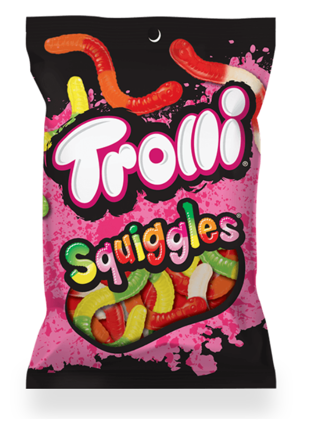 Trolli - Squiggles
