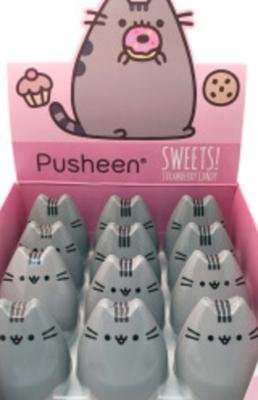 Pusheen Strawberry Tins