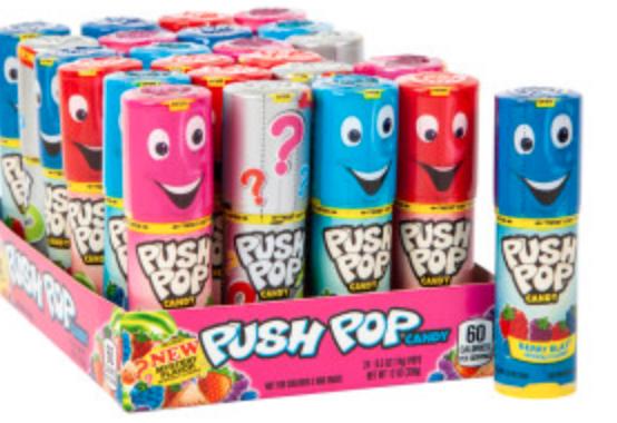 Push Pop - Original