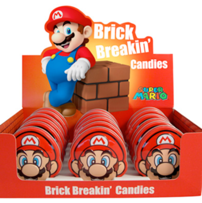 Super Mario - Brick Breakin' Candies
