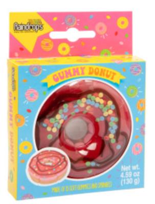 Raindrop Gummy Donut