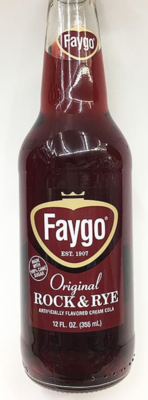 Faygo Soda with CRV