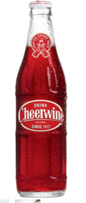 Cheerwine - Cherry Soda 12oz