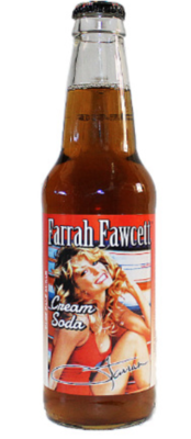 Farrah Fawcett Cream Soda