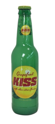 Kiss Grapefruit Soda