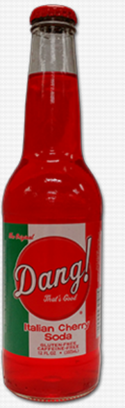 Dang! Italian Cherry Soda