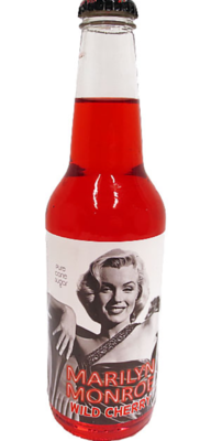Marilyn Monroe Wild Cherry Soda