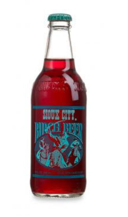 Sioux City - Birch Beer
