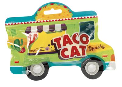 Taco Cat Squishy