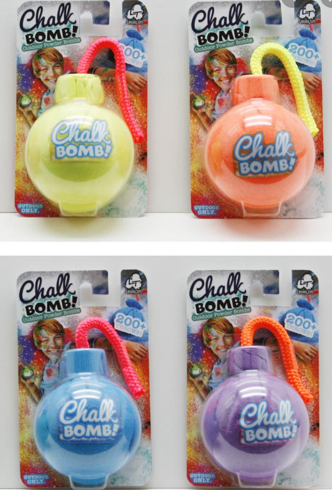 Chalkie - Chalk Blast Balls