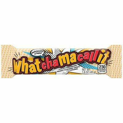 Whatchamacallit Bar