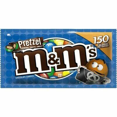 M&Ms - Pretzel