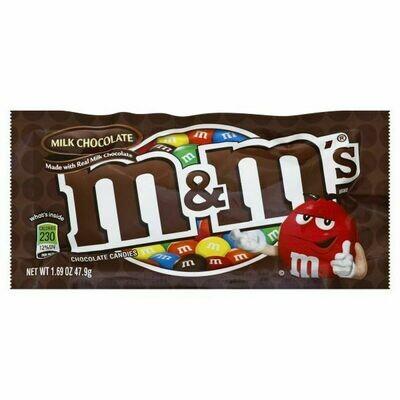 M&Ms - Milk Chocolate