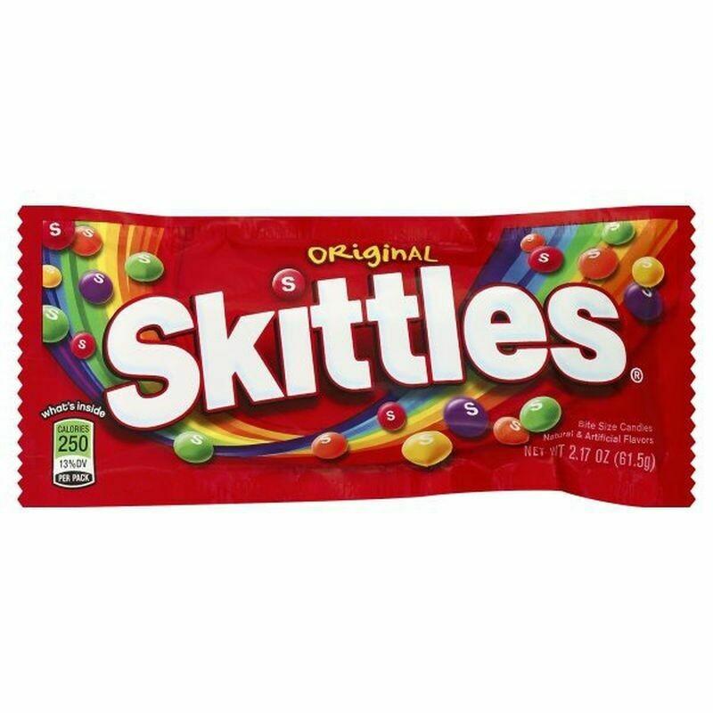Skittles Bag