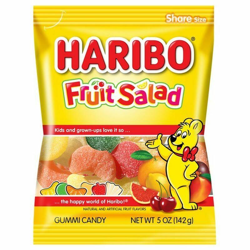 Haribo - Fruit Salad