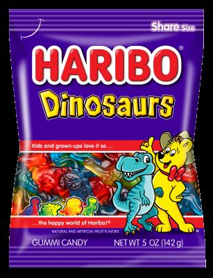 Haribo - Dinosaurs