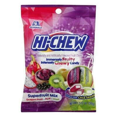 Hi Chew - Fruit Chew Bag, Superfruit
