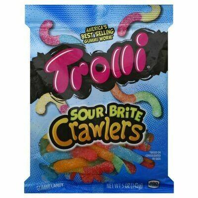 Trolli - Sour Brite Crawlers