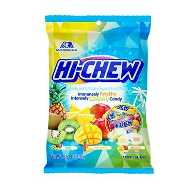 Hi Chew - Fruit Chew Bag, Tropical Mix