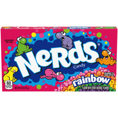 Nerds - Rainbow Theater
